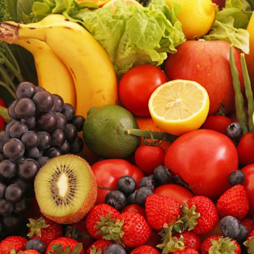 酸化ストレスを防ぐ野菜やフルーツ