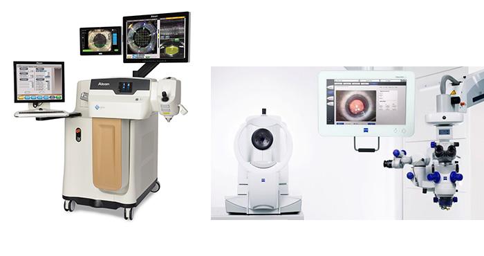 最新医療機器の写真