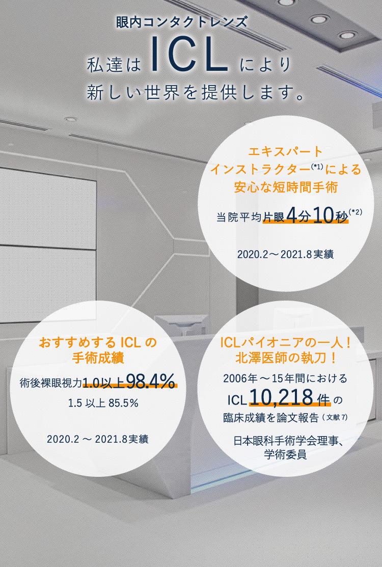 ICL専門サピアタワーアイクリニック東京受付