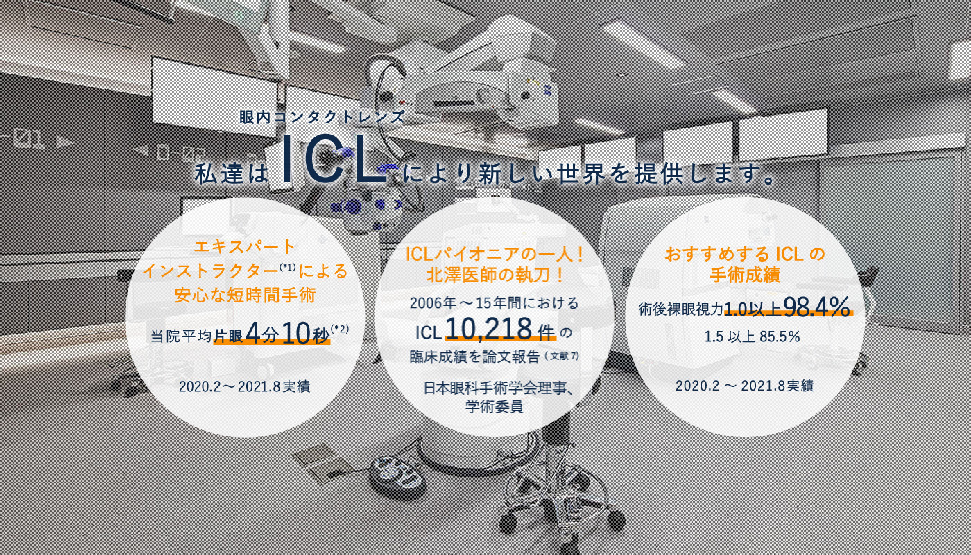 ICL最新機器